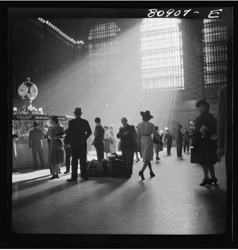 John Collier, Grand Central Terminal, New York City, 1941
